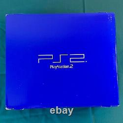 Sony Playstation 2 PS2 SCPH-39000 Original Console Brand New Factory Sealed