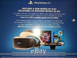 Sony Playstation 4 PS VR Mega Pack 5 Games Bundle BRAND NEW SEALED PS4