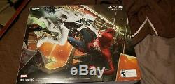 Sony Playstation 4 Pro Bundle Spider-Man Limited Edition Red (Factory Sealed)