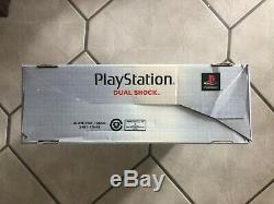Sony Playstation PS1 Console System SCPH-7501 Dual Shock New factory Sealed Box