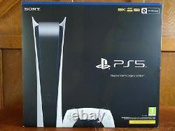 Sony Playstation PS5 Digital Edition Console BNIB Sealed