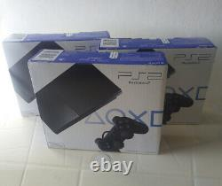 Sony Ps2 PlayStation 2 Slim Launch Edition Charcoal Black SCPH-90001 NEW SEALED