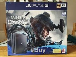 Sony Ps4 Pro Modern Warfare Console New & Sealed