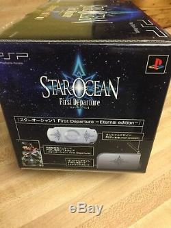 Star Ocean First Departure Eternal Edition Hand Held System PSP BRAND NEW SEALED