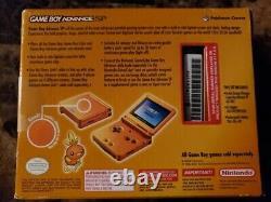Torchic Gameboy Advance SP Pokemon Center New York Original NTSC Sealed