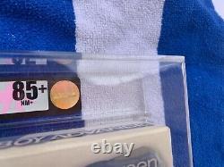 VGA 85+ Nintendo Game Boy Advance 32bit Glacier Handheld System NEW SEALED