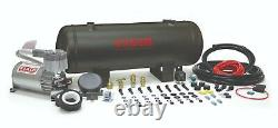 VIAIR 10002 On Board 275C Air Compressor System with 2 Gallon Tank for Train Horns