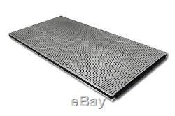 Vakuumtisch 10050SEAL 1000x500mm Spannplatte Spannsystem Maschinentisch CNC