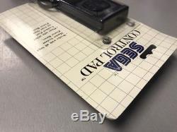 Very Rare Sega Master System Control Pad New Sealed