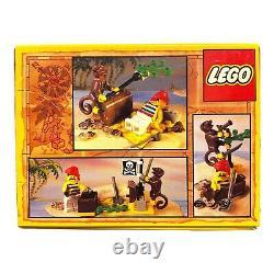 Vintage 1989 LEGO Pirate System Set#6235 Buried Treasure Legoland, Sealed