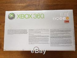 Xbox 360 Elite 120gb Console System BRAND NEW seal in tact USA VERSION & SELLER
