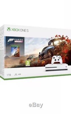 Xbox One S 1TB Console Forza Horizon 4 Bundle. New & Sealed