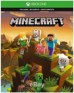 Xbox One S 1TB Console Minecraft Creators Bundle Brand NEW Sealed