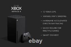 Xbox Series X 1TB Console BRAND NEW SEALEDIN HAND