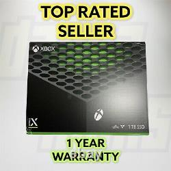 Xbox Series X 1TB Video Game Console + 1 Year Warranty NEW & SEALED