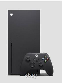 Xbox Series X 1 TB Games Console Next Day Delivery Boxed And Sealed
