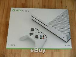 Xbox one S console 1TB white new and sealed